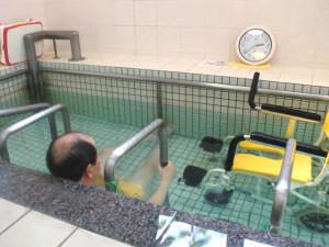 天然温泉入浴2